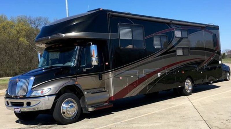 2008 Gulf Stream Super Nova 6400 For Sale By Owner Bismarck Ar Rvt Com Classifieds Rv For Sale Streaming Hot Springs