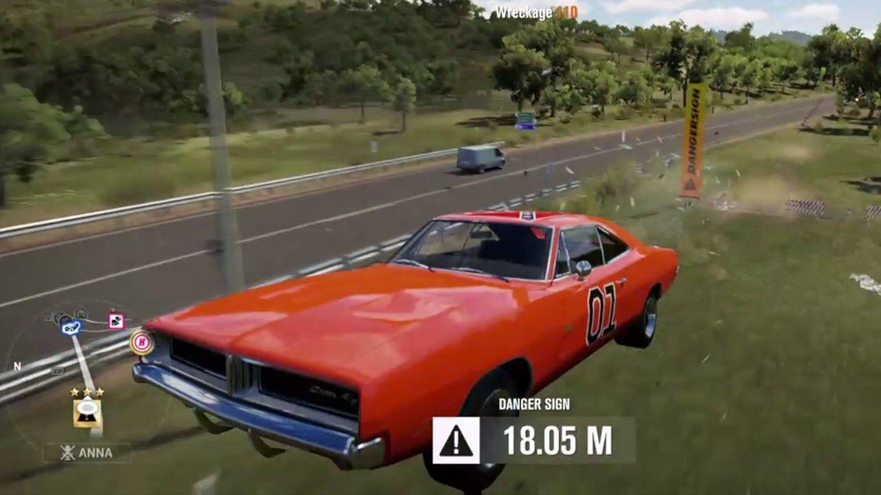 General Lee Jump Forza Horizon 3 Forza Horizon 3 Forza Horizon Forza