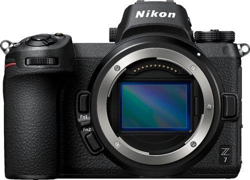 Nikon Z7 Mirrorless Camera Body Only Black In 2020 Camera