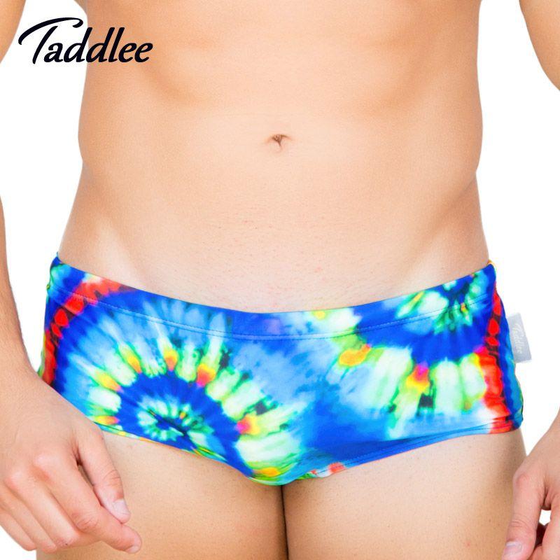 5c611e7710ea Taddlee Brand Men's Sexy Swimwear SwimSwimSuits Swim Bikini Brief SwimSuits  Gay New Surf Board Trunks Shorts Boxers Brazilian Classi Cut vacation  outfits ...