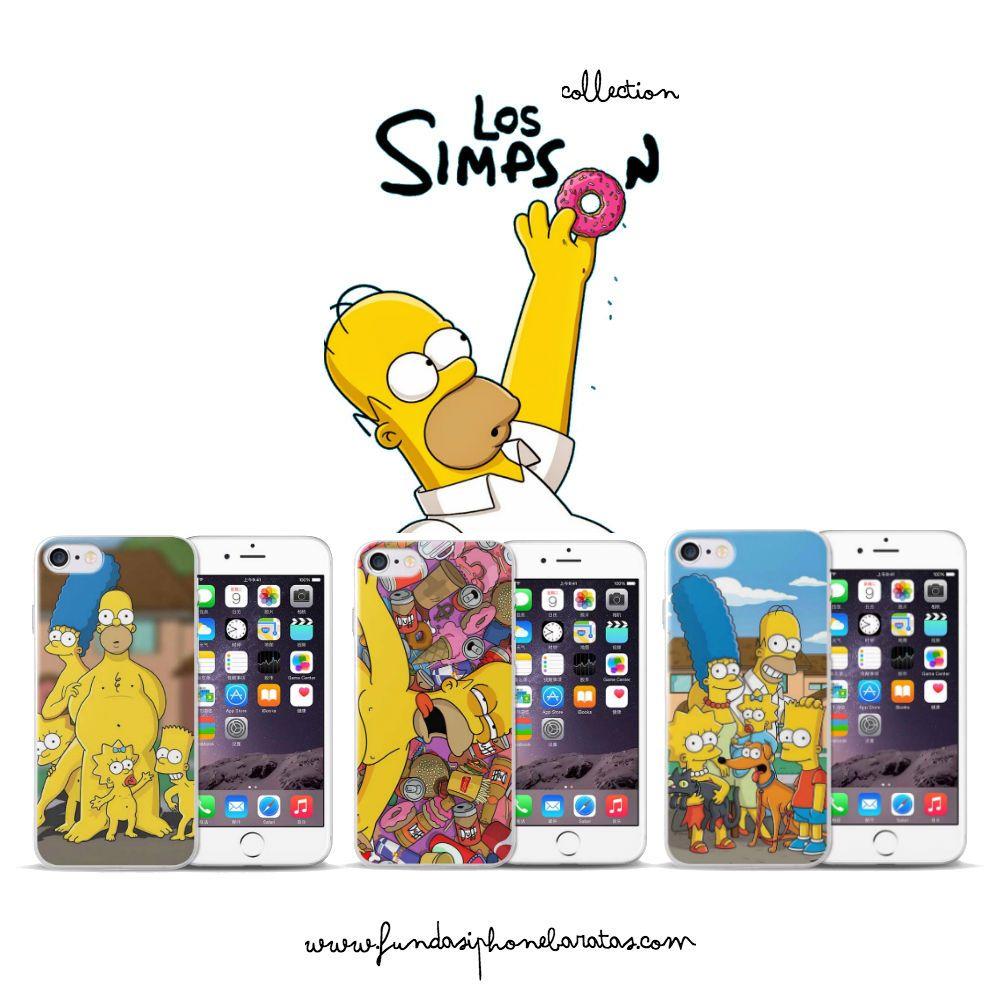 Fundas Los Simpson iPhone 7 db2f880bac2b