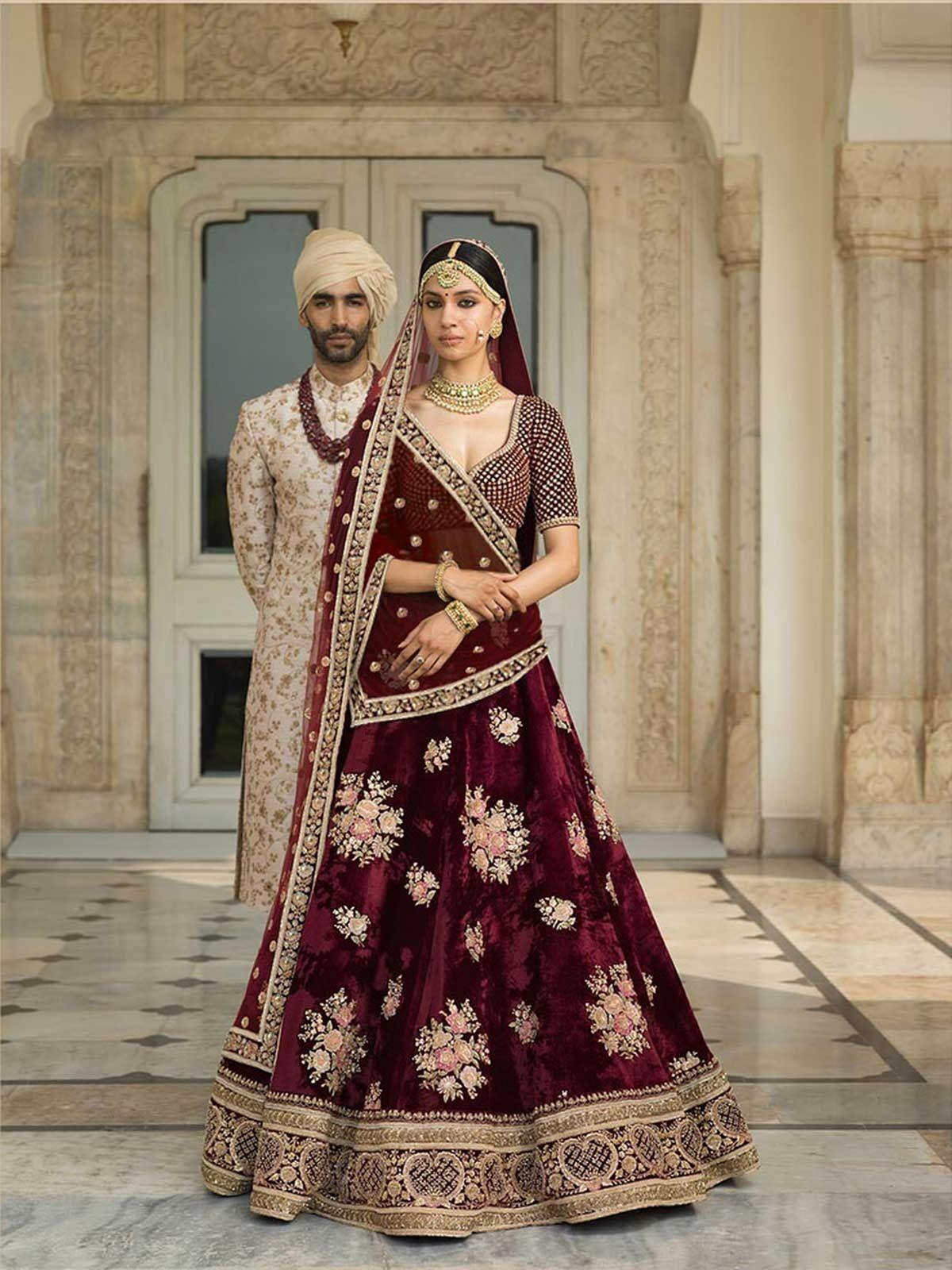 Baju Pengantin India