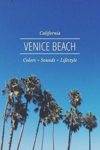 Check out Venice Beach in this story by Sarah Vázquez on Steller