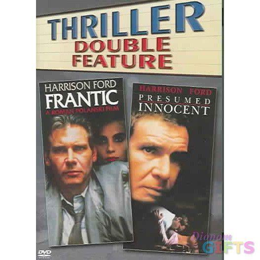 franticpresumed innocent 2pk dvd nla - Presumed Innocent Book