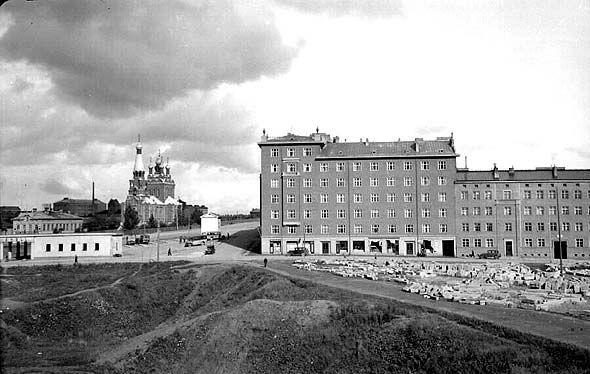 As Oy Hatanpään valtatie, KOSKESTA VOIMAA - ARKI - AIKAKAUSI 1918-1940 - MODERNI KESKILUOKKAINEN ASUNTO