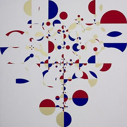 Gabriel Orozco Kytes Tree, 2005
