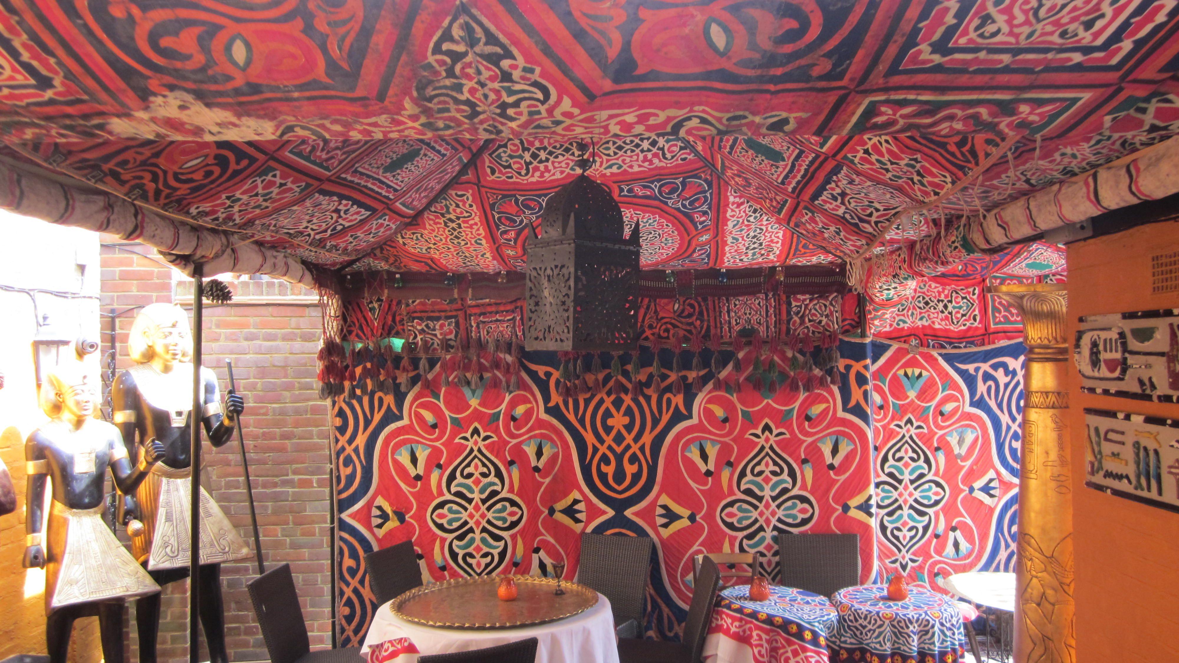 Moroccan restaurant in Windsor GB