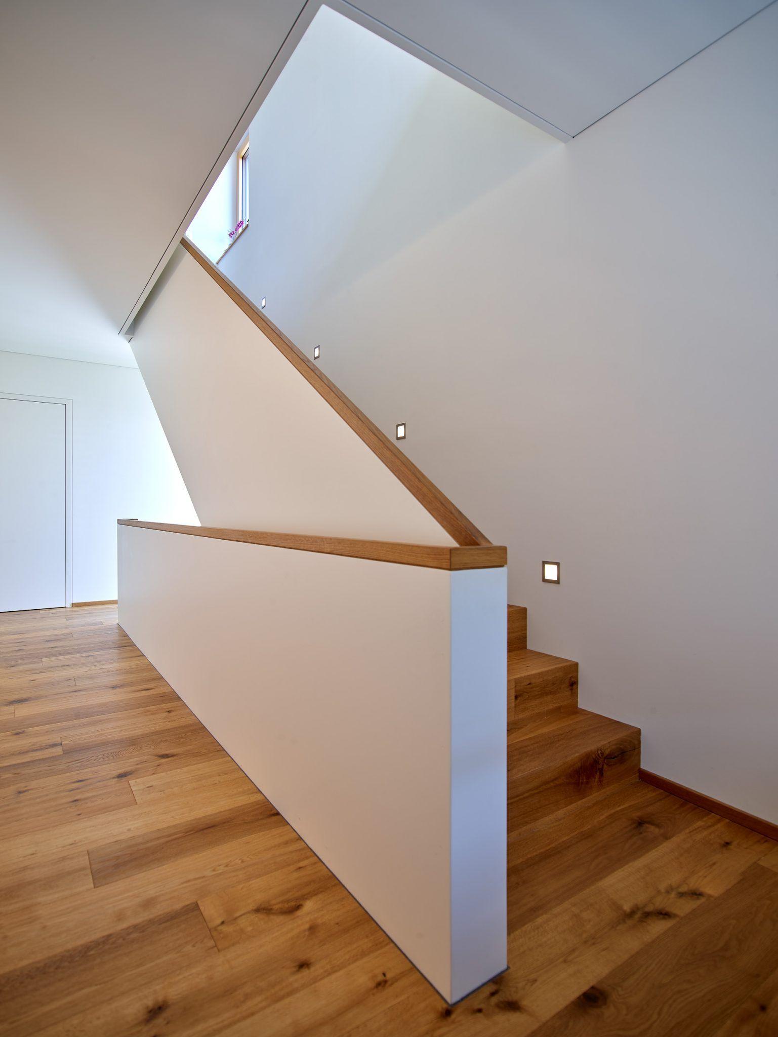 Holztreppen Konstruktion und Montage