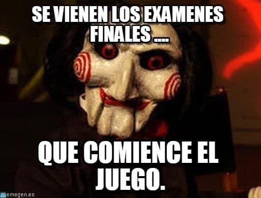 23 Cosas Que Pasan Durante Examenes Finales Examenes Finales Las Cosas Pasan Y Finales