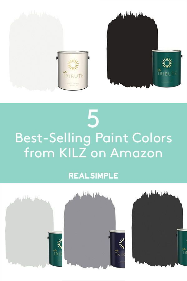 5 Best Ing Paint Colors From Kilz On And Exactly How To Use Them If You Ve Been Wanting Take A New Project Find The Perfect