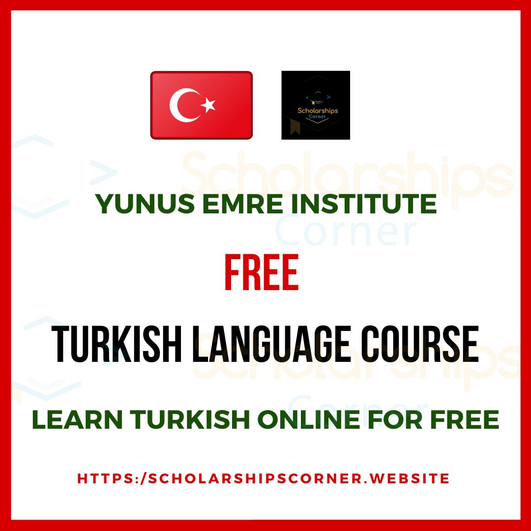 Free Turkish Language Course 2020 Turkish Language Learn Turkish Online Language Courses
