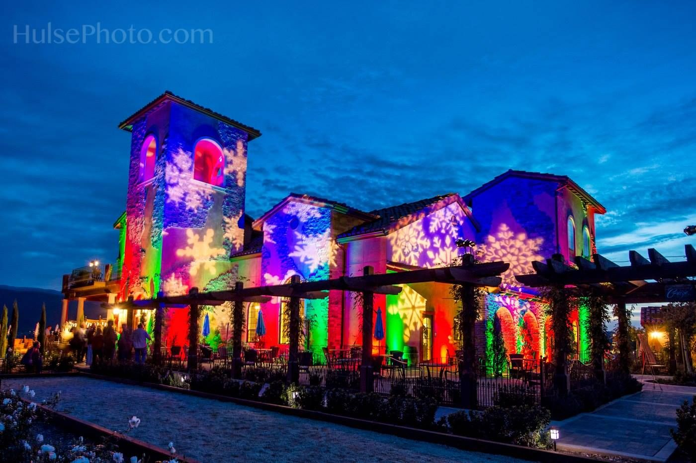 Lighting by Sterling Productions - Venue Robert Renzoni Vineyards. Temecula ca. Christmas Lighting & Lighting by Sterling Productions - Venue: Robert Renzoni Vineyards ... azcodes.com