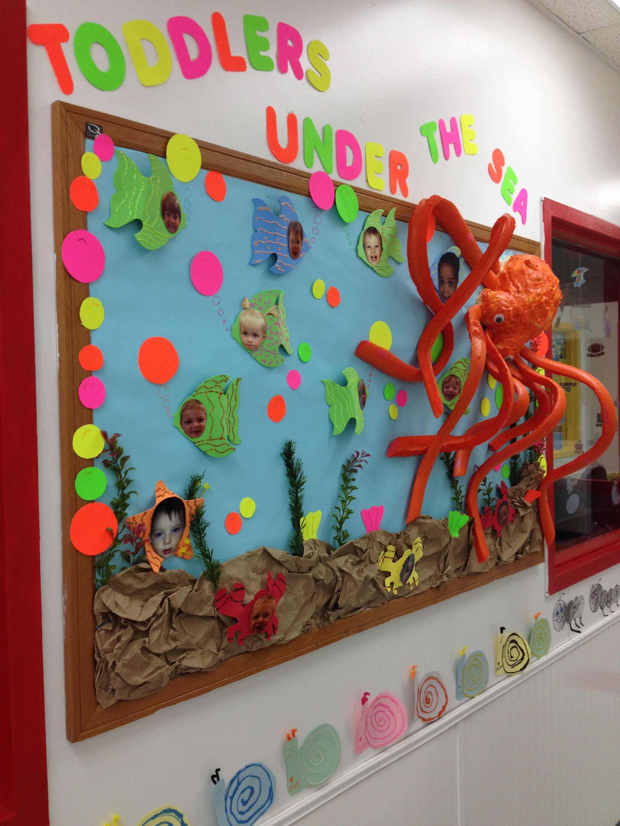 My Toddler Room Bulletin Board For Summer Toddler Bulletin Boards Summer Bulletin Boards Bulletin Boards