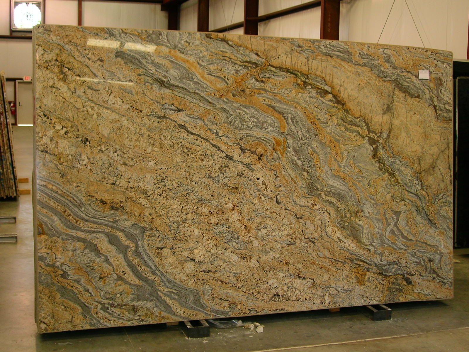 Granite Golden Cascade Granite In 2019 Granite Kitchen