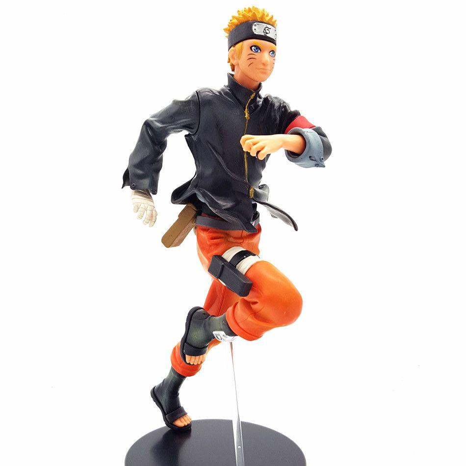 Naruto Shippuden Japanese Anime Action Figure Naruto Movie The