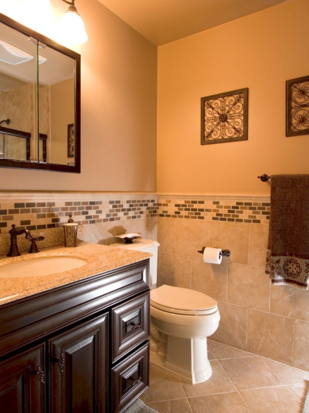 40 Inspiration Bathroom Remodel Ideas You Need To Try Decor Gardening Ideas Traditional Bathroom Bathroom Design Small Bathrooms Remodel