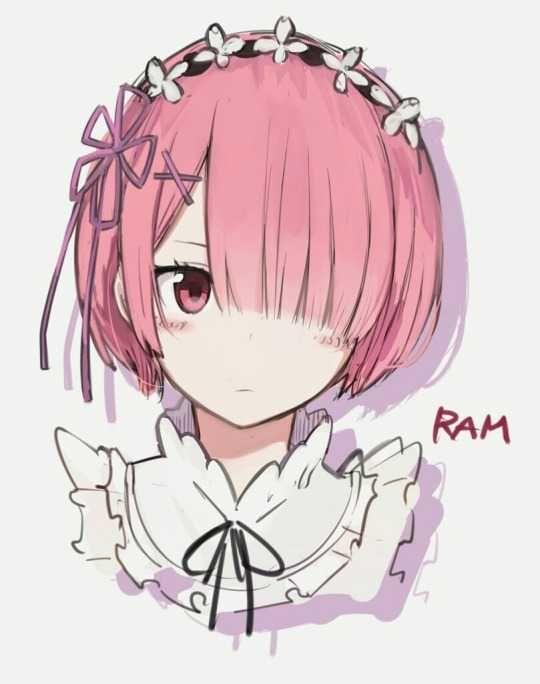 - Rem & Ram .