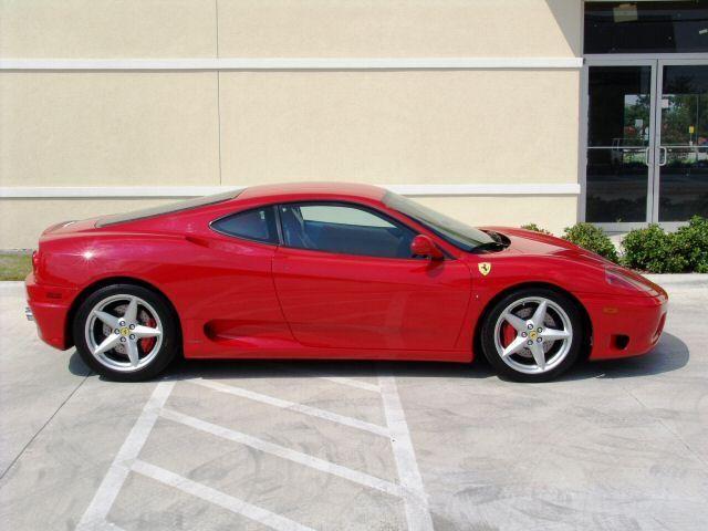 2001 Ferrari 360 2 Dr Modena Coupe The Best Of Cargurus Photos