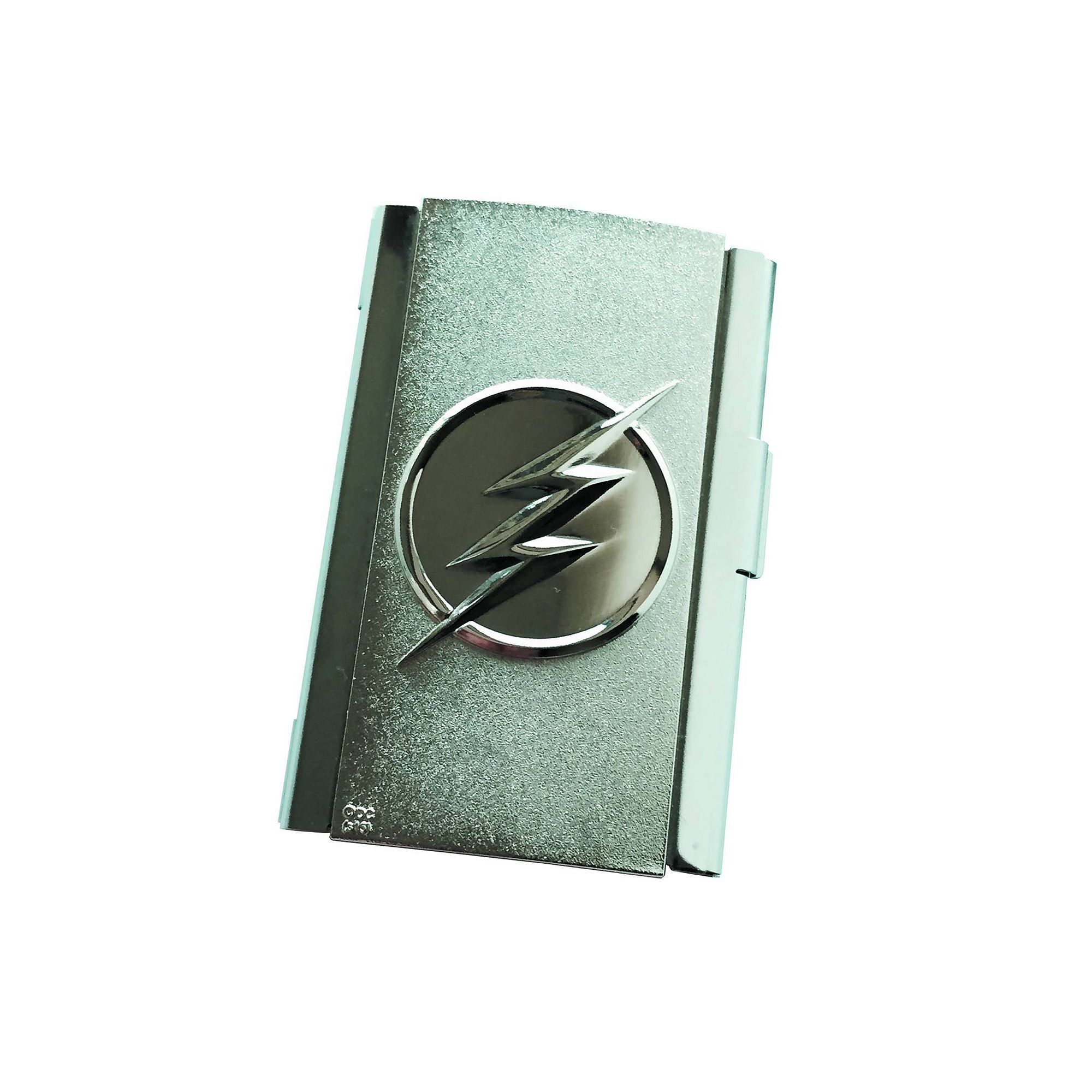 flash tv logo px business card case by icon heroes kids uni