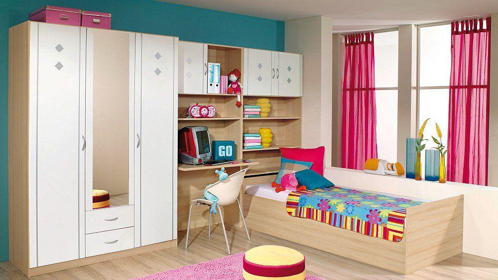 Jugendzimmer Fiorina Kids Room Komplett Kinderzimmer Kinder Zimmer Madchen Kinder Zimmer