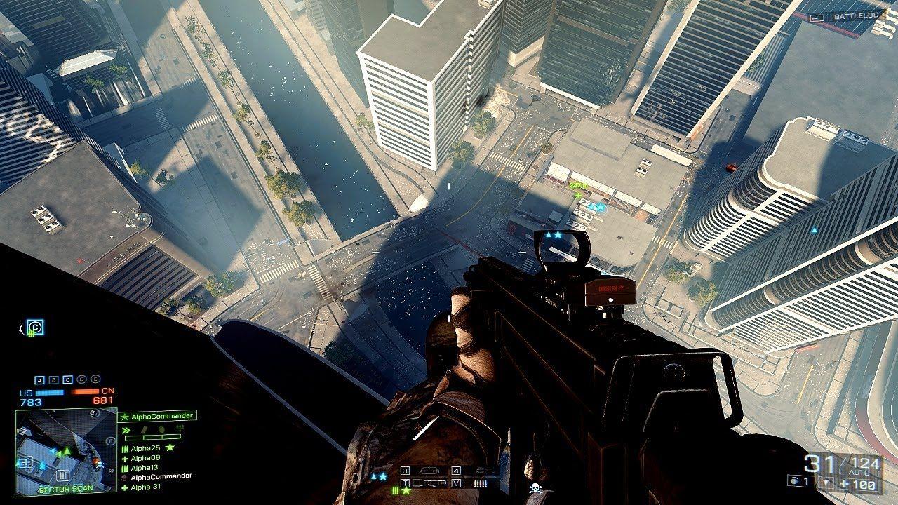 Battlefield 4 дата выхода, отзывы.