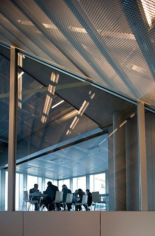 Embassy of the Netherlands - Berlin, Germany. By Rem Koolhaas/OMA Photography Iwan Baan