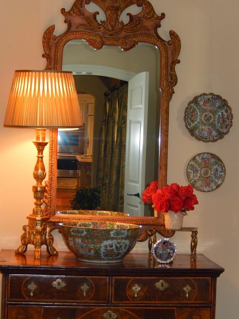 the french tangerine decorating with the same old stuff my house pinterest. Black Bedroom Furniture Sets. Home Design Ideas