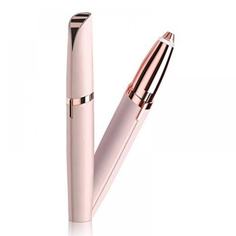 NEW Brand 3 Colors Electric Eyebrow Trimmer Makeup Mini ...