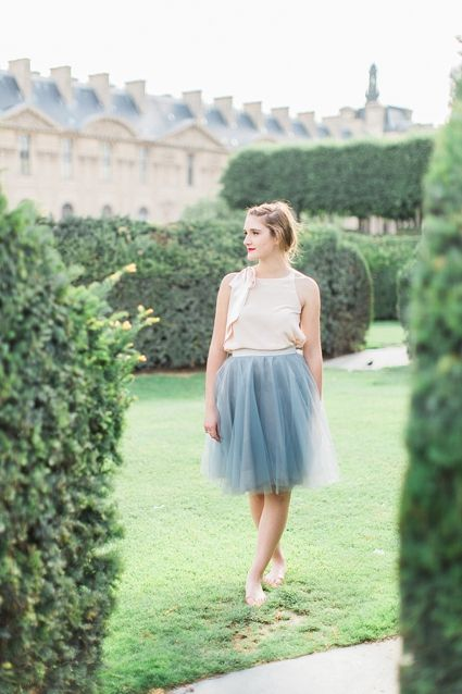 Katherine Elizabeth Bridal in Paris, France | Abby Grace Photography