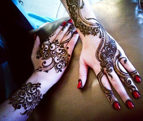 Unique Mehndi Design Indusboutique Com Henna Mehndi Designs