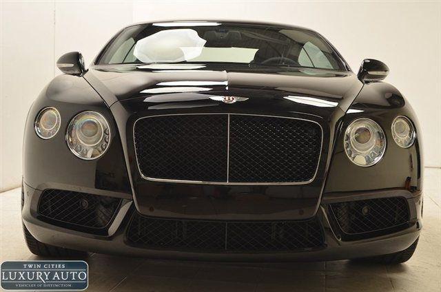 2013 Bentley Continental GT 2dr Coupe - Click to see interior photos. $182,090