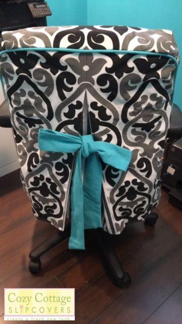 Office Chair Slipcovers Costco Massage Roadshow Pretty Slipcover In 2019