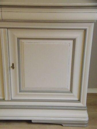 Relooking de meubles en merisier style Louis-Philippe à Elbeuf et