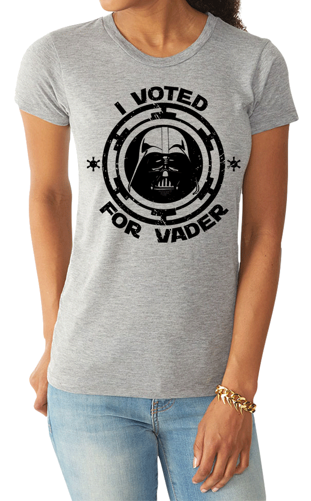 Vote for Vader - Cotton Tee