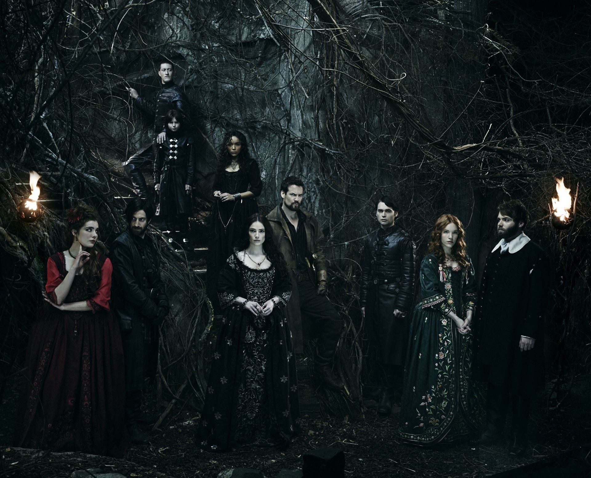 Salem - Season 3 - Group Photo