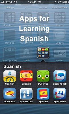 Amanda G. Whitaker: My Favorite Apps for Learning Spanish #learningspanish
