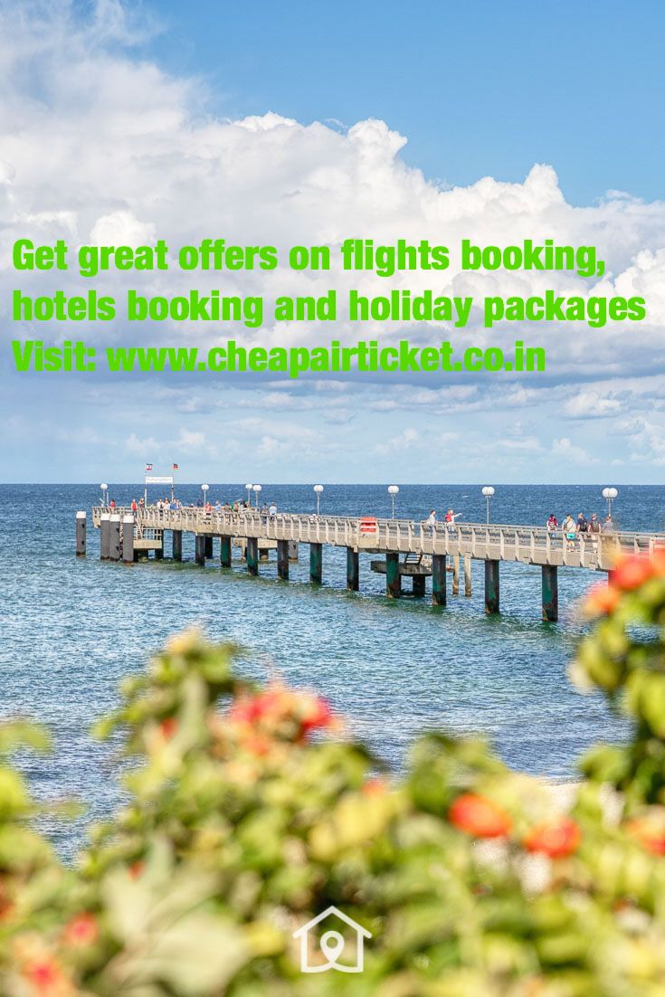 Get great deals on flight booking, hotels and holiday packages Visit: www.cheapairticket.co.in