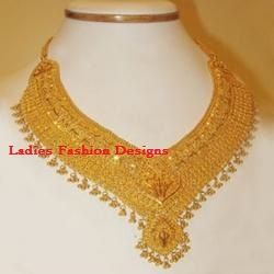 Latest New Look Gold Long Haram Designs - Fashion