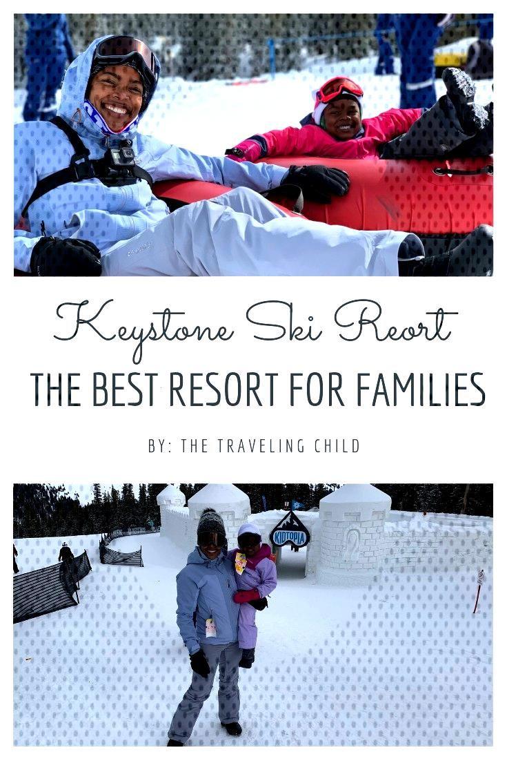 Keystone Ski Resort All th...
