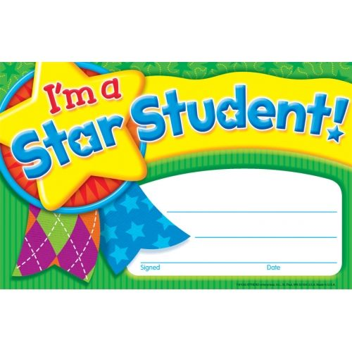 recognition awards i m a star student star medal awards and