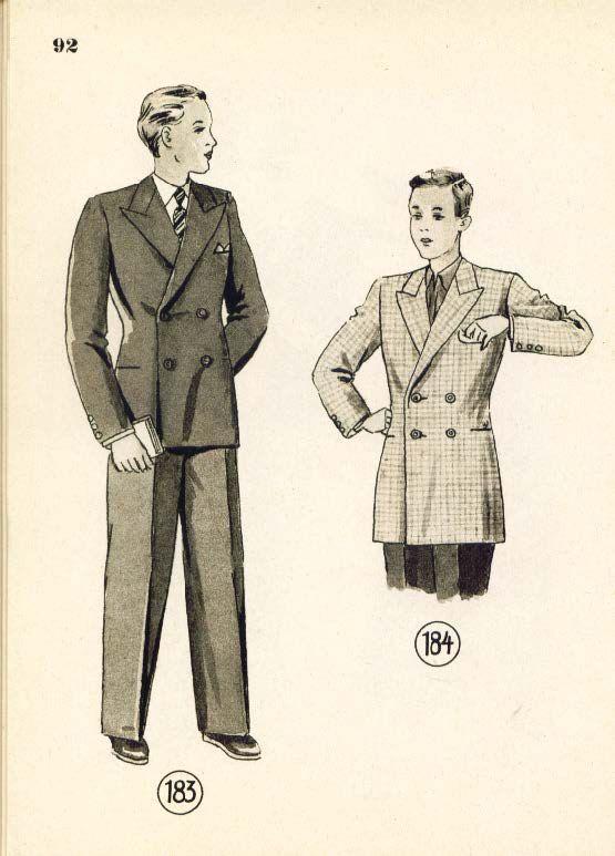 Lutterloh 1949 Book Models 183 & 184