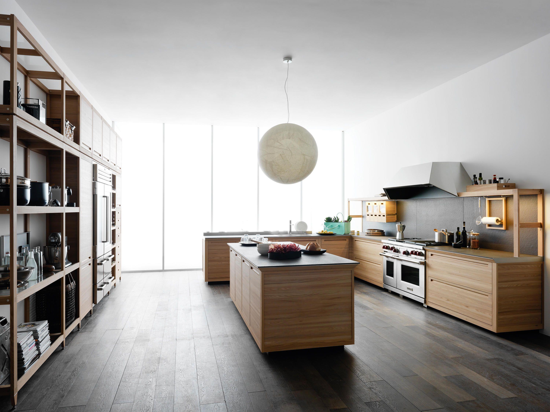 SINE TEMPORE Cucine a parete di design Valcucine ✓ Tutte le ...