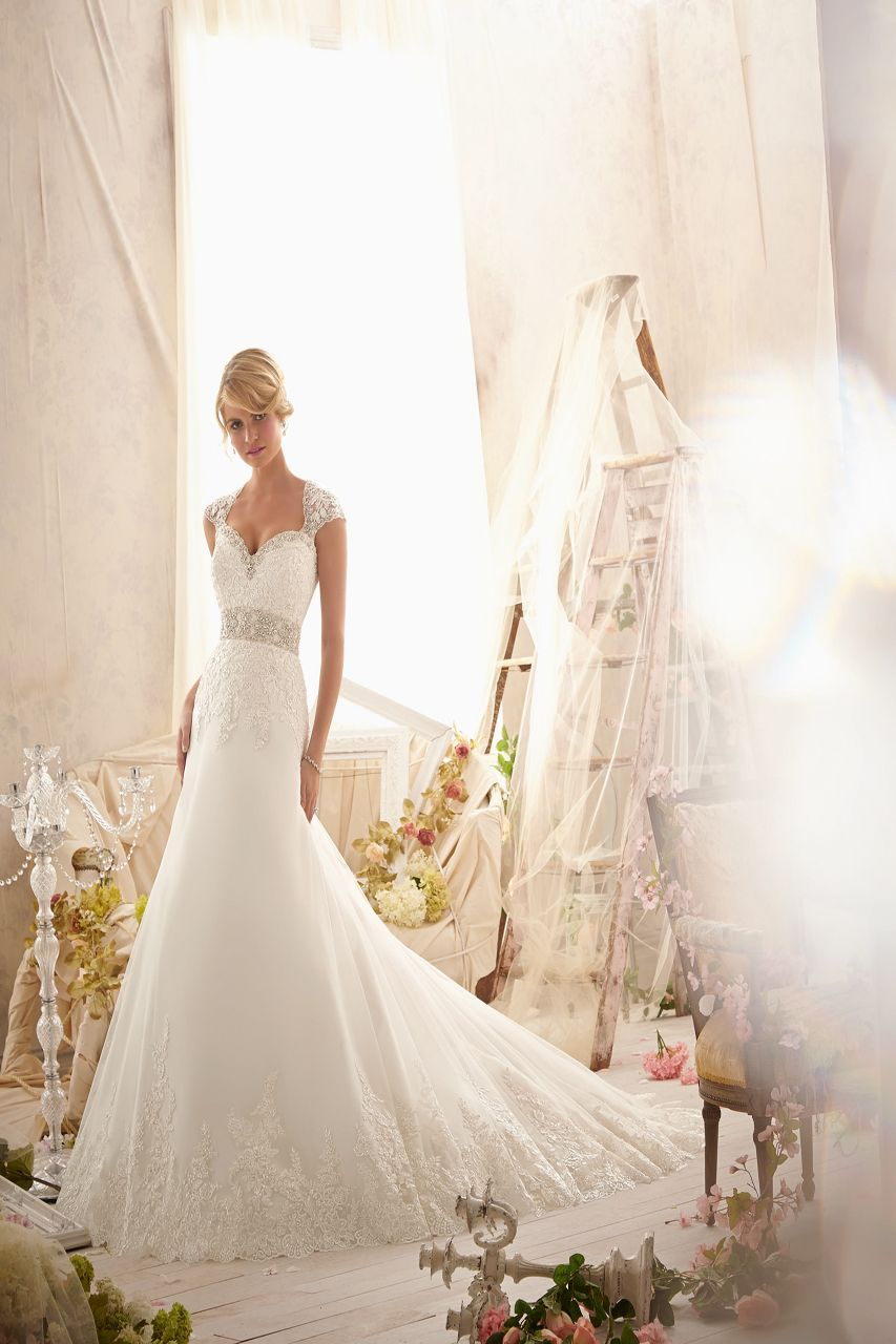 Gown by Mori Lee