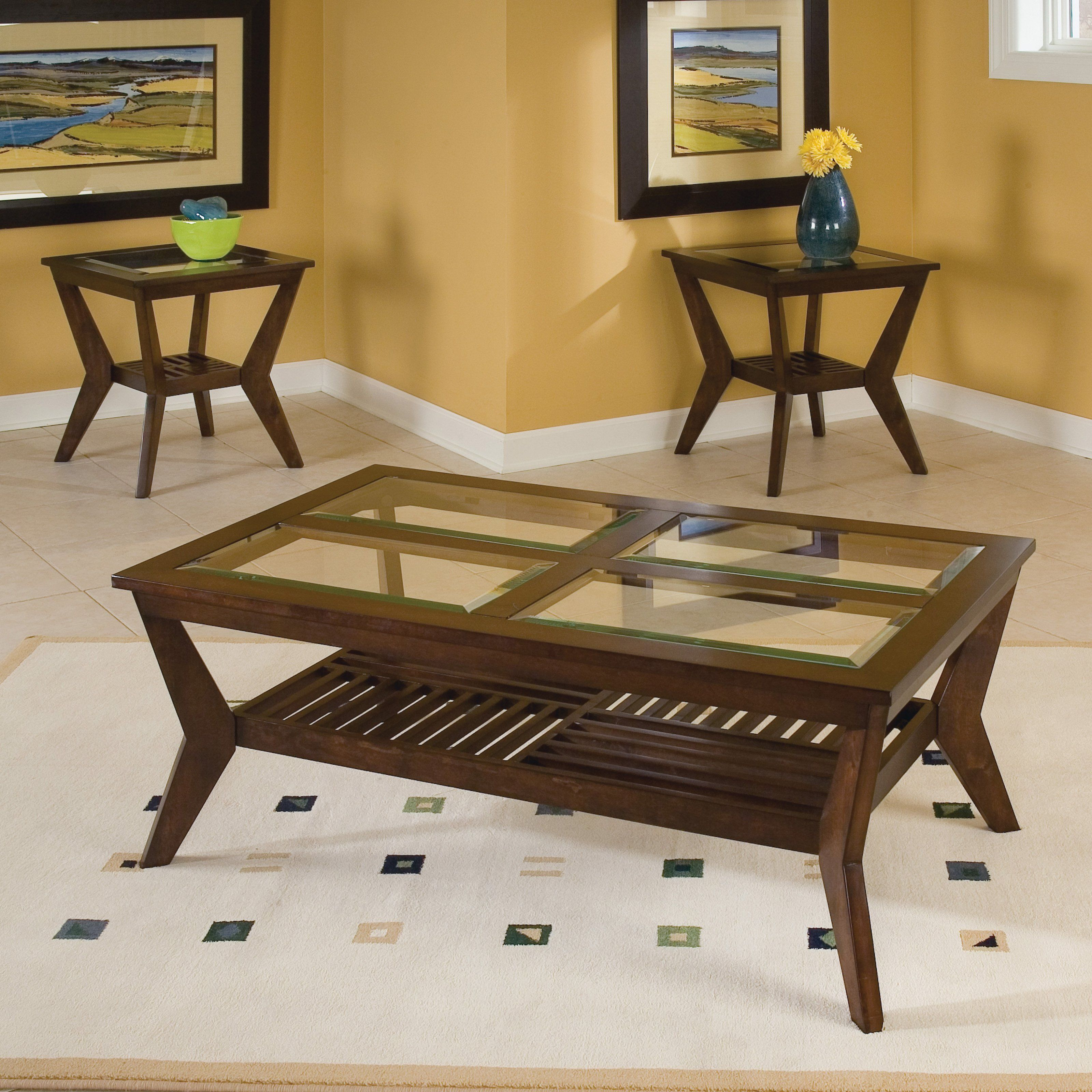 Have To Have It Standard Furniture Norway Coffee Table With 2 End Tables 363 3 Hayneedle Com Living Room Coffee Table Standard Furniture Coffee Table [ 3200 x 3200 Pixel ]