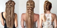 Beautiful Formal Braids!!!