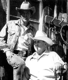 Elvis & The Colonel on the set of 'Stay Away Joe' -     |  In the 1970s Elvis was offered $5m to stage a concert in front of the Pyramids in Egypt. When the Colonel declined the offer, Saudi billionaires raised the offer to $10m -  www.elvisinfonet.com