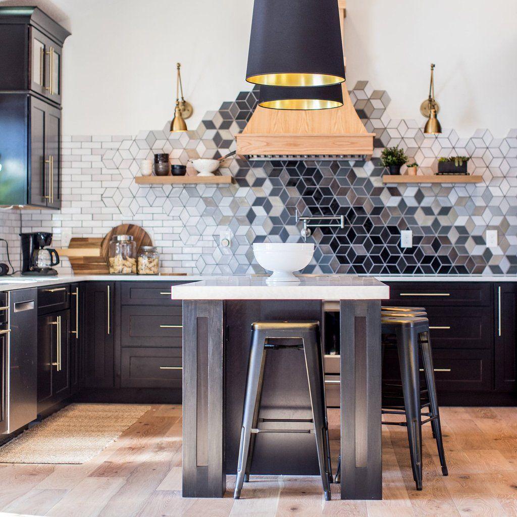 - Trendy Tile Designs Inspired By One Custom Backsplash In 2020