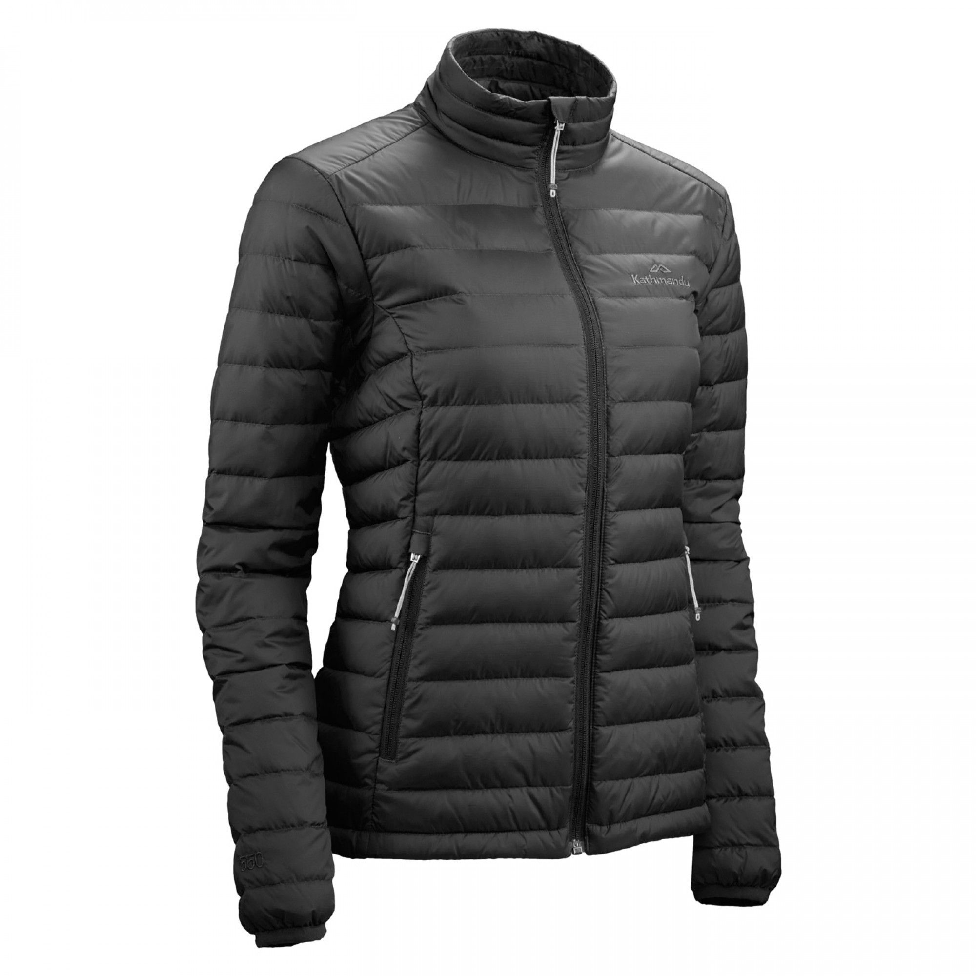 Buy Heli Women's Lightweight Down Jacket - Black online at ...