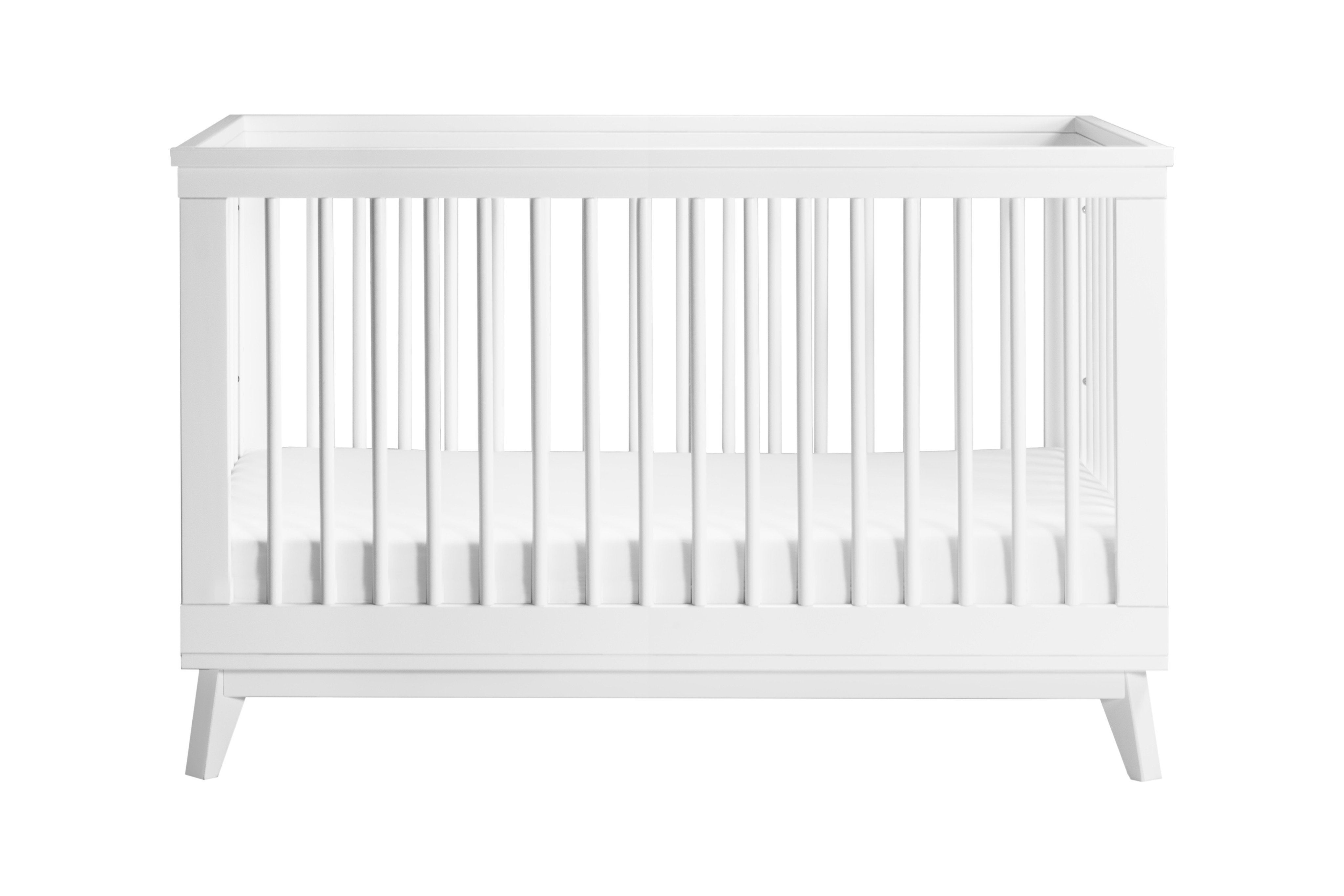 Scoot 3 In 1 Convertible Crib With Toddler Bed Conversion Kit Cribs Convertible Crib Crib Mattress