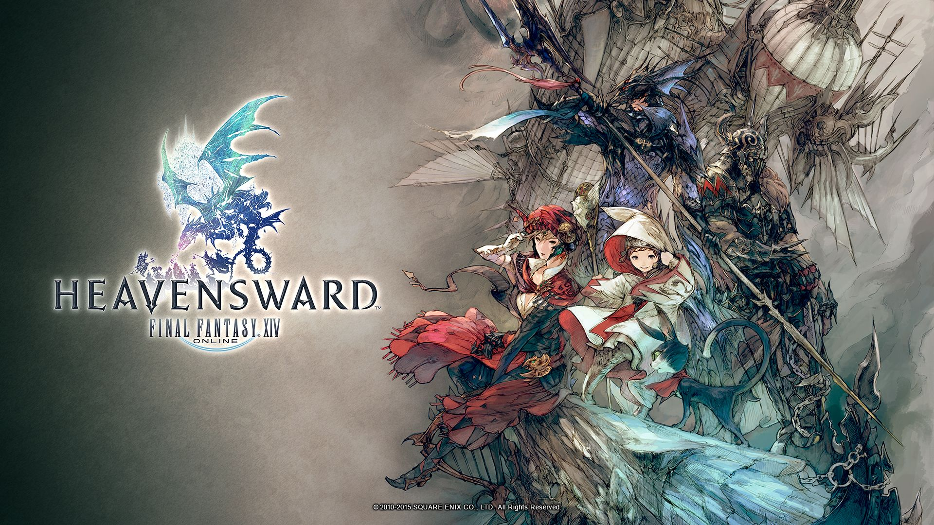 final fantasy xiv a realm reborn new wallpapers for pc and hd